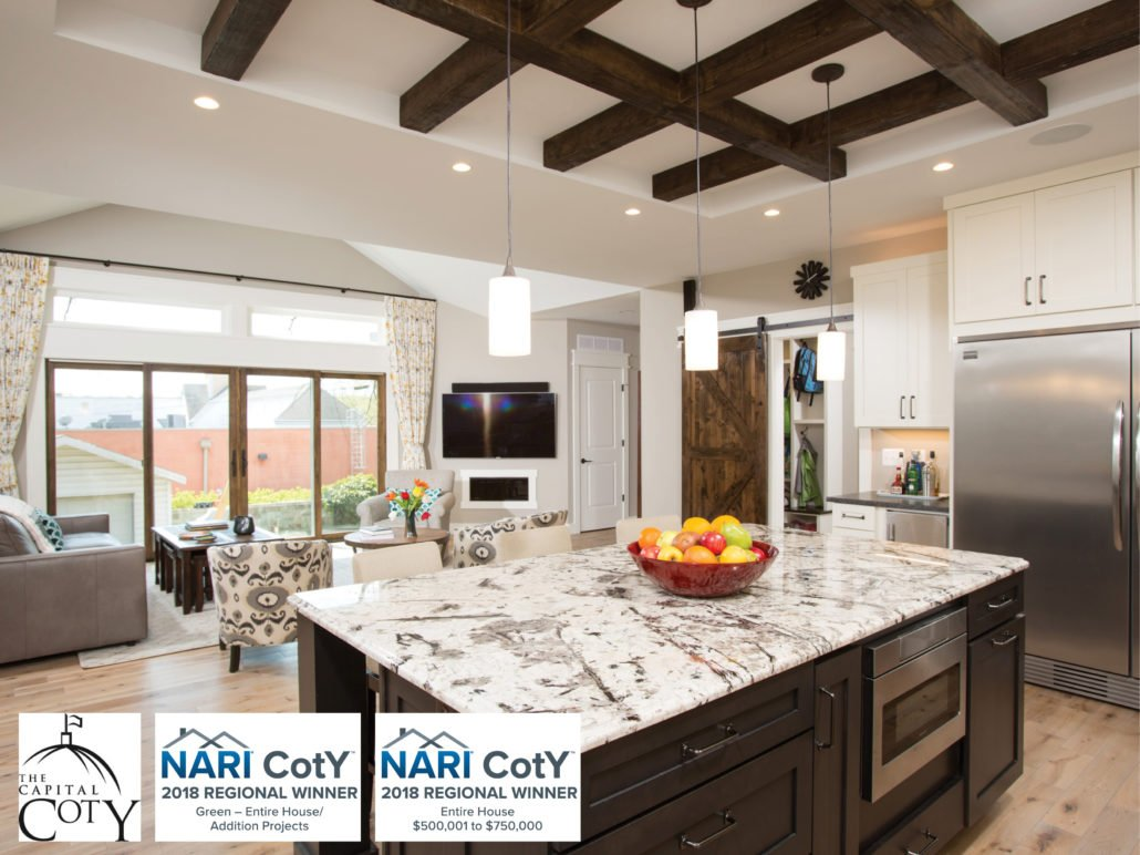 Schroeder Design/Build Wins Three NARI 2018 Regional CotY Awards and Four NARI Metro DC Capital Grand CotY Awards